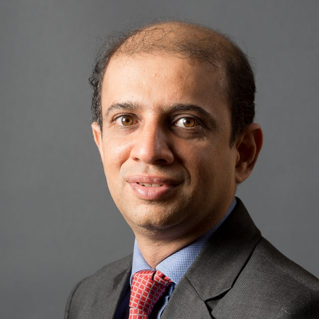 Mr. Nimesh Shah